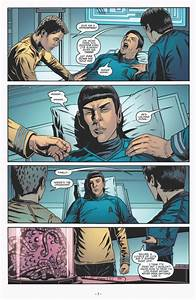 7-Page Preview Of Star Trek Ongoing #6 + In May Series To ...