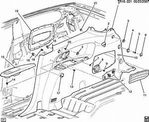 35 Gmc Acadia Parts Diagram