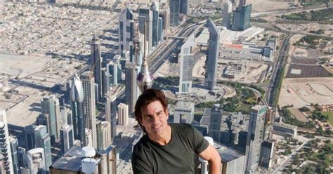 Tom Cruise Fired Firm Over Burj Khalifa Stunt Celebrity