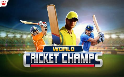 world t20 cricket chs 2018 para android apk baixar