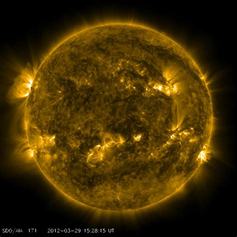 Potential for large solar flares and CME's may be with us ...