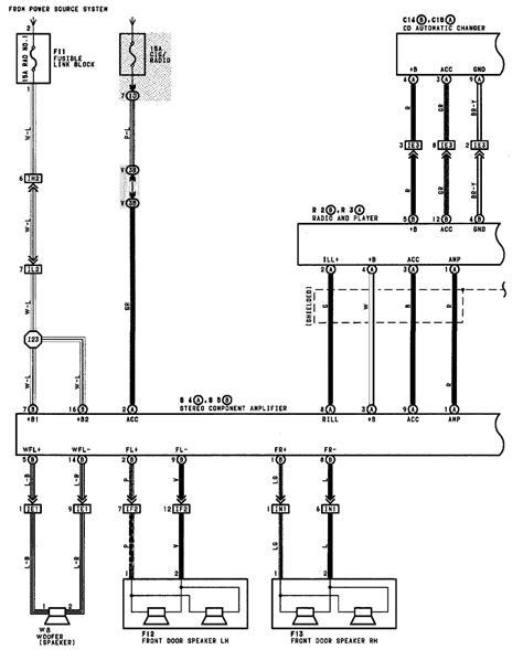 1996 ford explorer jbl radio wiring diagram free wiring diagram