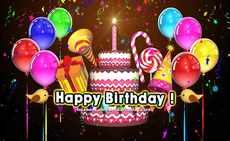 Happy Birthday With Images Birthday Cards Happy Birthday Images