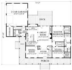 Bedroom Farmhouse Plans Photo by House Plan 86226 At Familyhomeplans