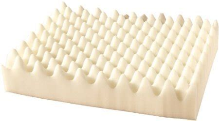 egg crate mattress pad vaunn egg crate convoluted foam mattress pad 3