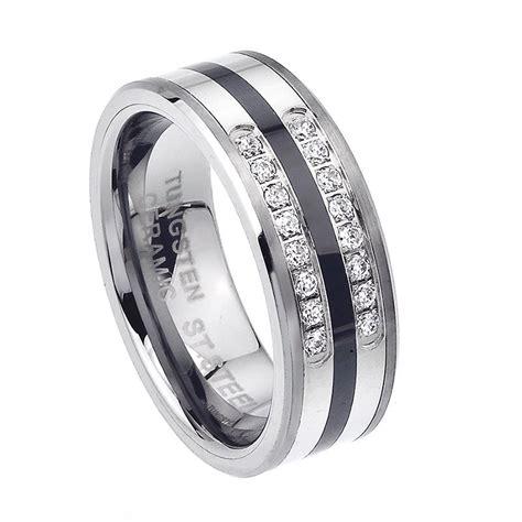 cheap tungsten wedding bands wedding  bridal inspiration
