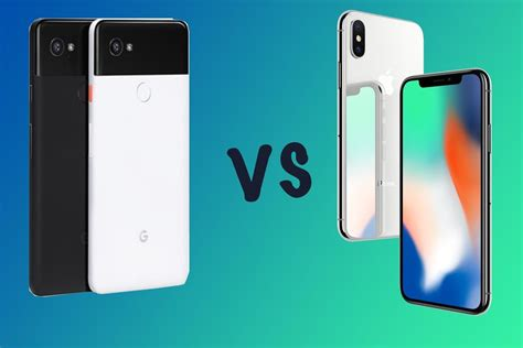 pixel 2 xl vs apple iphone x what s the difference gearopen