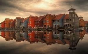 Häuser In Holland : bunte h user in holland holland erstes eigenheim ~ Watch28wear.com Haus und Dekorationen