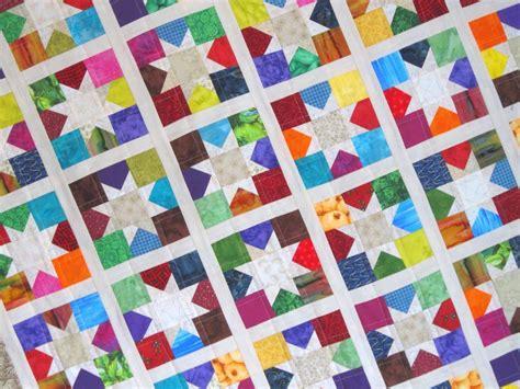quilt patterns star light star bright quilt pattern by elena mcdowell craftsy