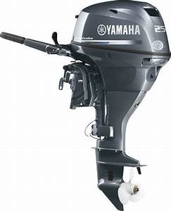 F25 Outboard In Yamaha At Newport Marine And Rv