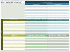 Strategic Plan Template beepmunk