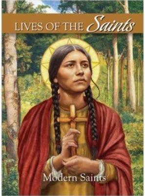 lives   saints modern saints