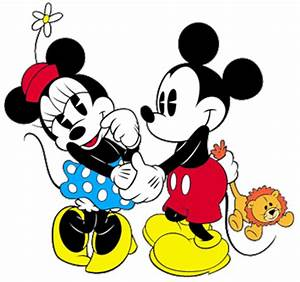 Classic Mickey Mouse and Friends Clip Art Images