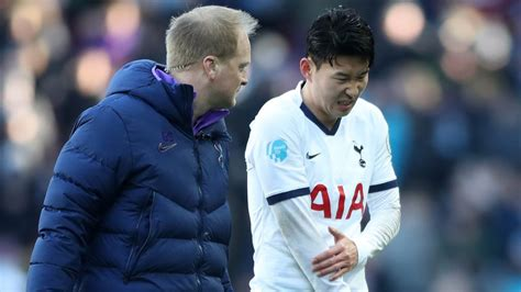 Mourinho does not expect Son to play for Tottenham again ...