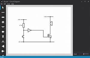 Draw Electrical Circuit Diagram Online