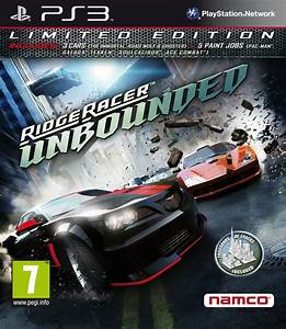 Ps3 Auto Spiele : ridge racer unbounded limited edition playstation 3 ps3 ~ Jslefanu.com Haus und Dekorationen