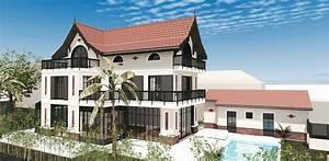 Agrandir Une Maison : agrandir sa maison avec une veranda 19 construction dune villa arcachonnaise mcc construction ~ Melissatoandfro.com Idées de Décoration