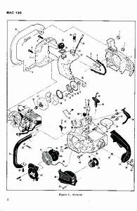 Wiring Diagram Database  Mcculloch 3200 Chainsaw Fuel Line