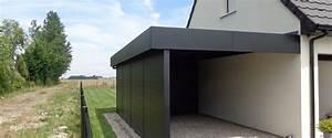 Carport En Aluminium : un concept de carport et d 39 abri en aluminium ~ Maxctalentgroup.com Avis de Voitures