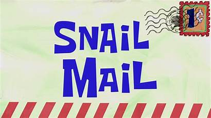 Spongebob Snail Mail Squarepants Wikia Fandom 1080p