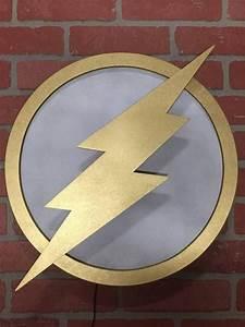 dual, light, color, justice, league, the, flash, led, illuminated