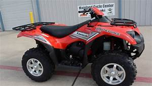 9 999  2017 Kawasaki Brute Force 750 Eps Red Overview And