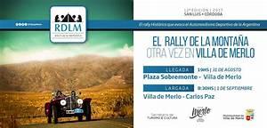 Villa de Merlo recibe al Rally de la Montaña Visiting Argentina