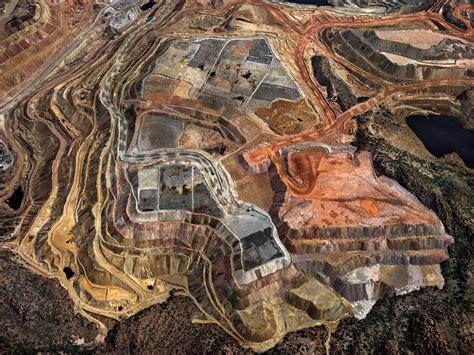 Mining Open Pit Copper Mine