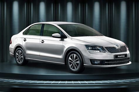 Skoda Rapid TSI with Automatic Transmission launched in ...