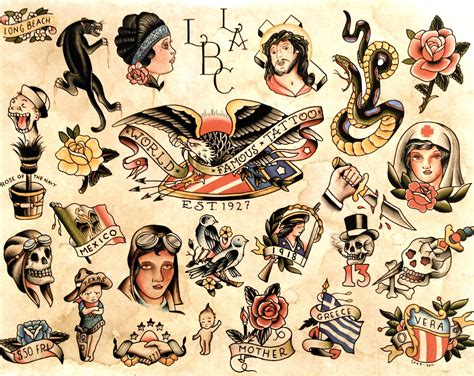 12 Idee  Tatoo Old School » Kissuomoit