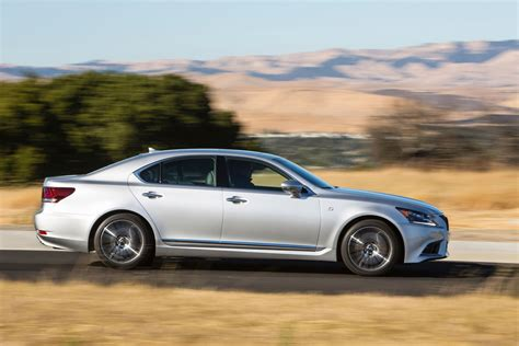 Lexus Ls Photo by 2015 Lexus Ls 460 Review Ratings Specs Prices And