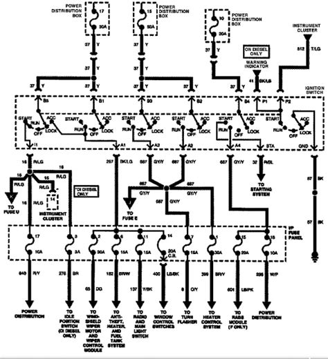 02 F250 Fuel Wiring Diagram by Ignition Wire Diagram 1996 F150 Ford F150 Forum
