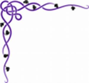 Purple Border Clip Art | Free Clip Art & Vector Art At Clker