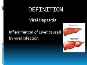 Viral hepatitis 6