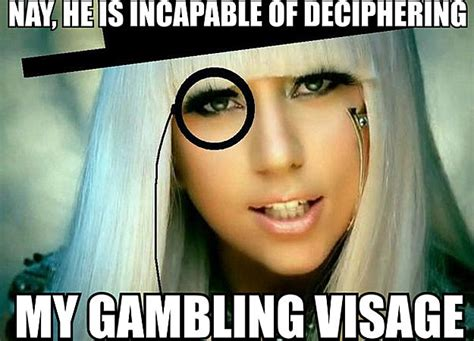 Lady Meme - lady gaga memes post these on your facebook