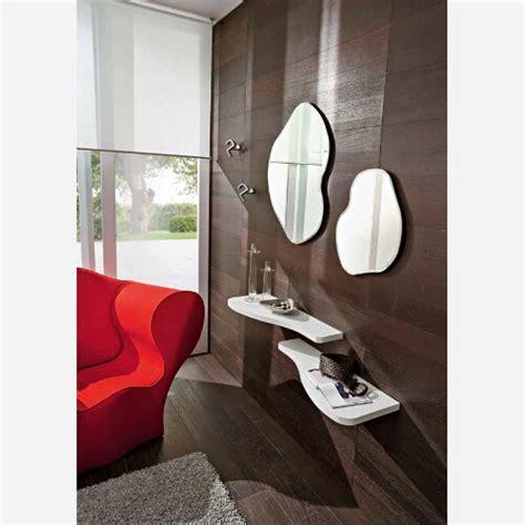 Mensole Ingresso Ingresso Moderno Con Specchio E Mensole Pr535 Emporio3