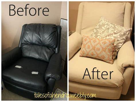 reupholster  recliner  housing forum