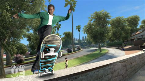 Get Ready To Thrash With These Skate 3 Screens