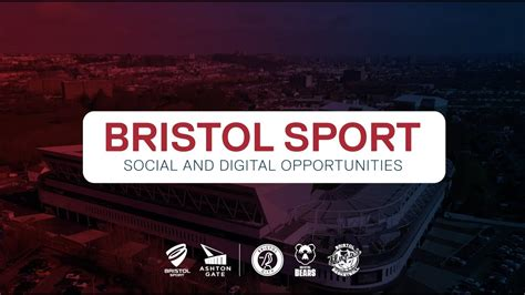 Bristol Sport - Social and Digital Opportunities - YouTube