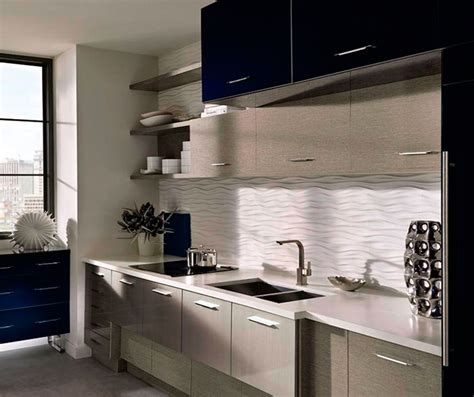 kitchen cabinets acrylic doors acrylic kitchen cabinets with melamine accents kitchen craft 5884