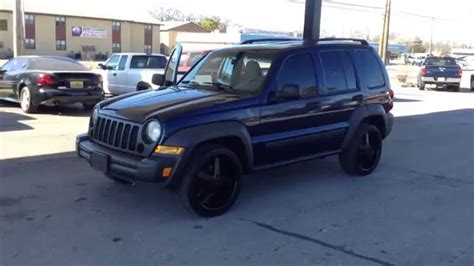 Used Cars For Sale Okc 2007 Jeep Liberty Sport Used Jeep
