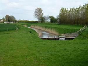 Drain And Weir Near Crooked Bank Richard Humphrey