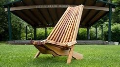 woodworking kentucky chair plans