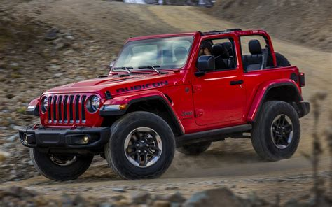 2018 Jeep Wrangler Rubicon Wallpaper Wallpapers