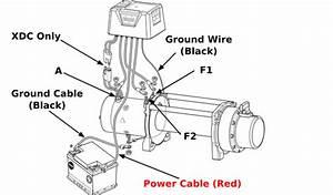 Warn M8000 Wiring Diagram
