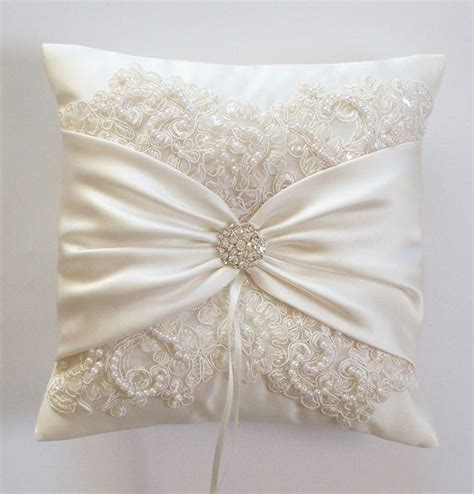 the northern bride wedding ring pillows