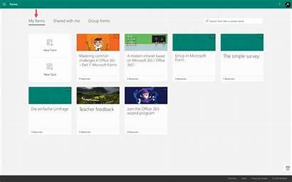 Forms Microsoft Einstieg Teil Avepoint Formulare Ansicht