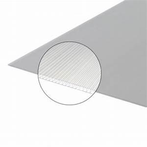 Plaque Polycarbonate 4mm Brico Depot : plaque polycarbonate alv olaire 4mm mccover ~ Dailycaller-alerts.com Idées de Décoration