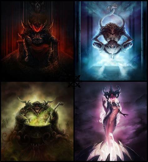 chaos gods warhammer 40k vs elder gods mortal kombat