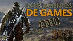 Lançamentos de Games - Abril 2017 (ps3/ps4/xone/switch/pc ...